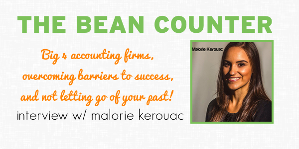 big 4 accounting firms discussion with malorie kerouac