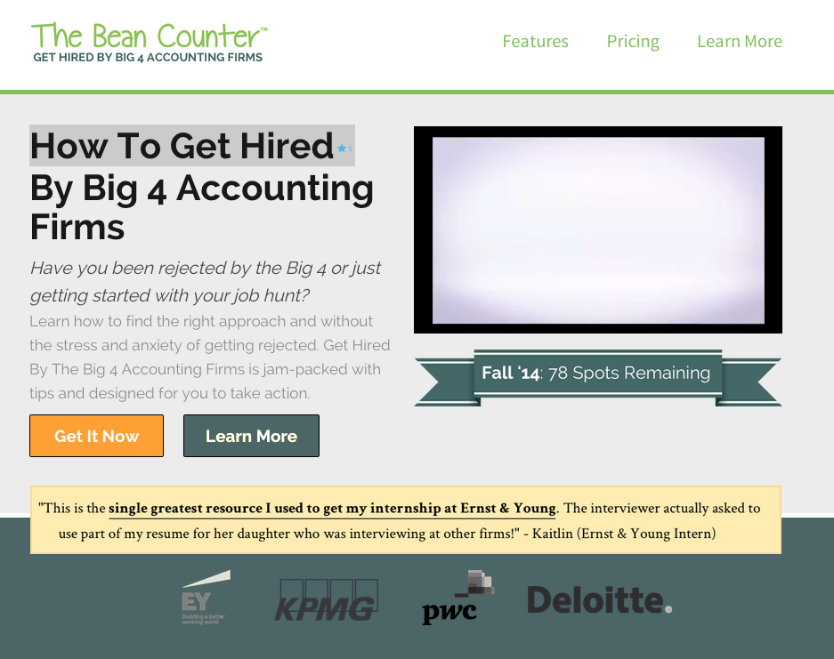 big 4 accounting firms