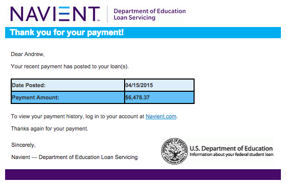 What I Learned Paying Off 55k Student Loans In 14 Months